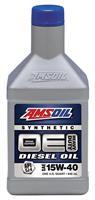 OE 15W-40 Syntetisk Dieselolje 1 QT