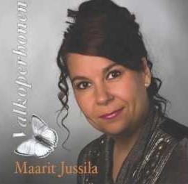 MAARIT JUSSILA - VALKOPERHONEN CD