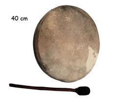 Shamantrumma - Natur 40cm (2 pack)