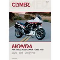 CLYMER Motorcycle Repair Manual Honda VF700-1000