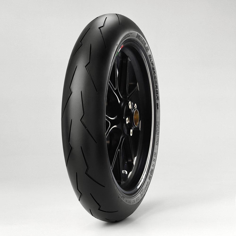 Pirelli Diablo SuperCorsa V2 120/70ZR17 SC2