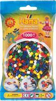 Hama perler Midi, Mix 66 207-66 1000stk