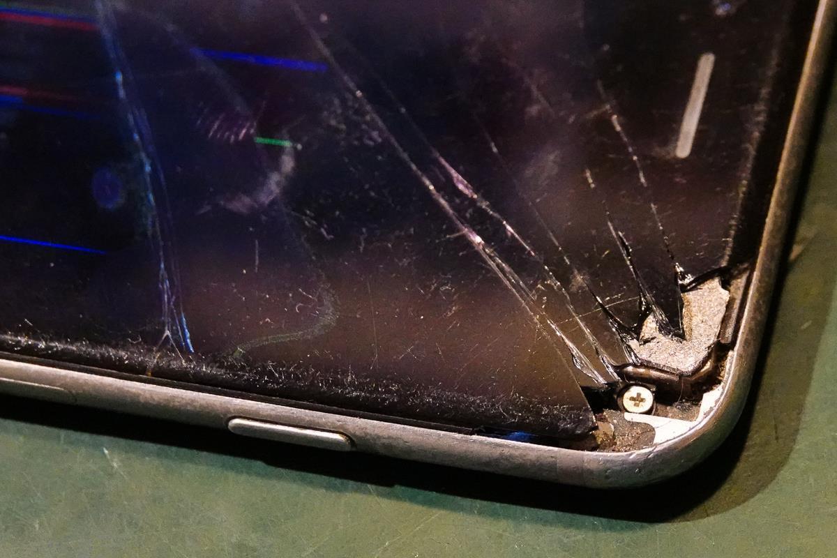 Knust iPhone