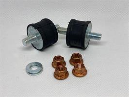 (M021b) Antivibration mount 30 x 30 mm