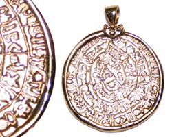 Halsband - Mässing Kabbala (3 pack)
