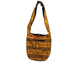 Väska - Kurta Ram OM saffran (3 pack)