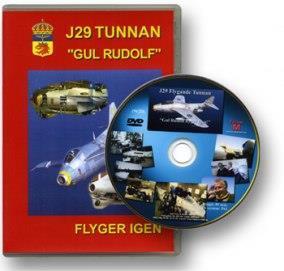 J29 Tunnan Gul Rudolf