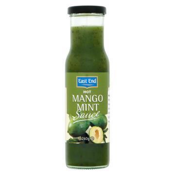 East End Mango Mint Sauce 6x260g