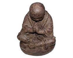 Shaolin monk - Brun 20cm (4 pack)
