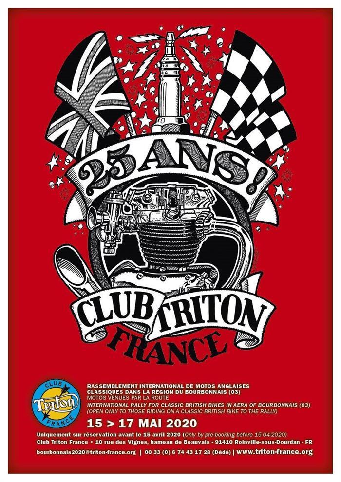 Triton Rally (25års jubeleum)