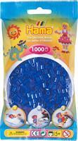 Hama perler Midi, Neon Blå 207-36 1000stk