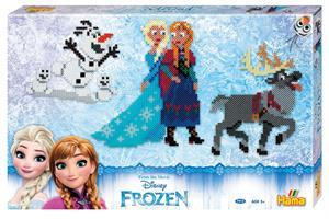 Hama sett, Frozen Disney 6000stk (3-7913)
