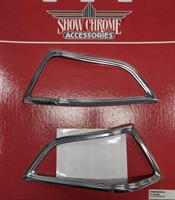 Chrome ABS grille tail lights GL1800