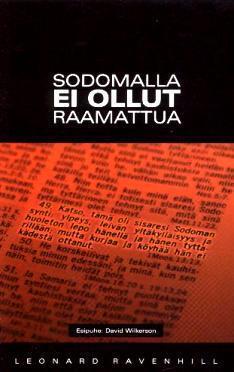 SODOMALLA EI OLLUT RAAMATTUA - LEONARD RAVENHILL