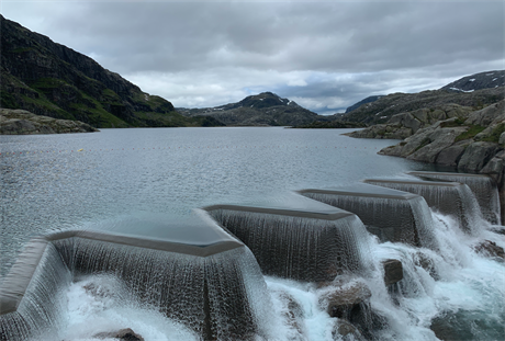 Vind eller vann for norsk industri?