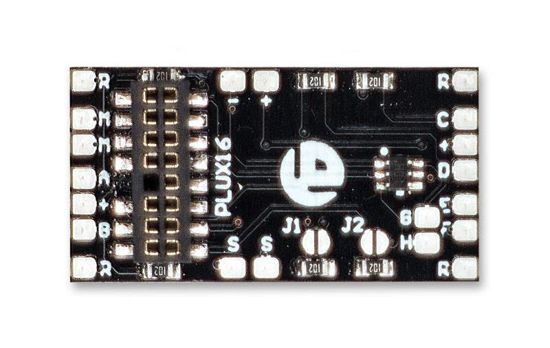 PCB Generic main board PLUX16.