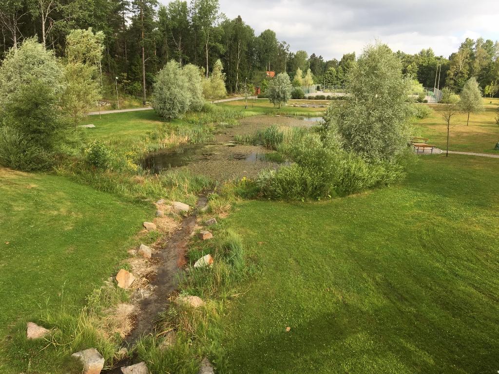 Bäst på vattenrening och slamrensning dammar