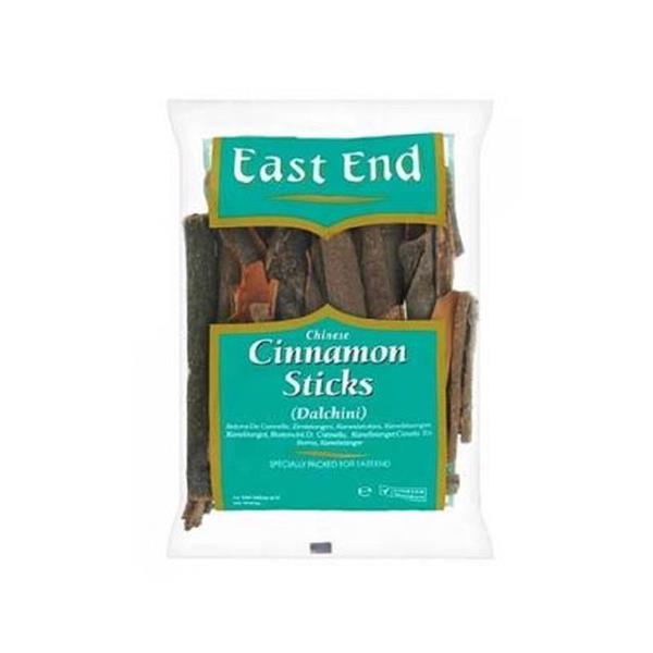 East End Cinnamon Sticks (Dalchini) 20x50g