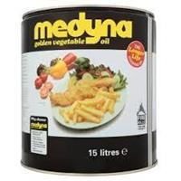 Medyna Golden Oil (Rapeseed Oil) 1x20Liter