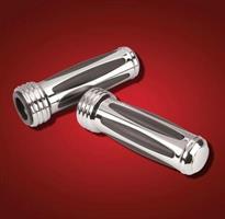 Show Chrome Comfort Grips (pair) - Honda GL1500