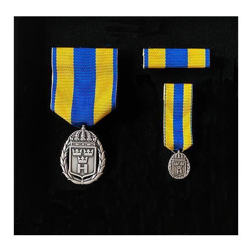 Medaljset (HvTjgSM), stort