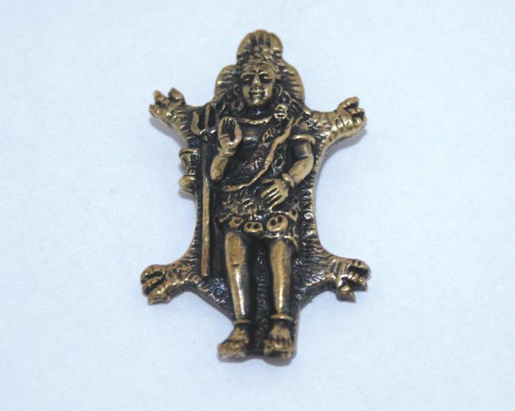 Halsband - Brons Shiva (3 pack)