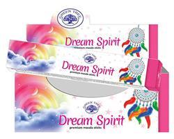 Green Tree - Dream Spirit (12 pack)