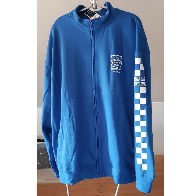 Sweatshirt, blå