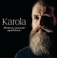 MIKA KAROLA - ARMON SAANUT SYNTINEN CD