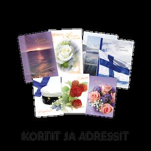 KKJMK, Kristilliset kortit ja adressit, osanotto