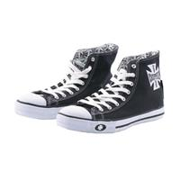WCC WARRIOR HI-TOPS SHOES BLACK str. 40