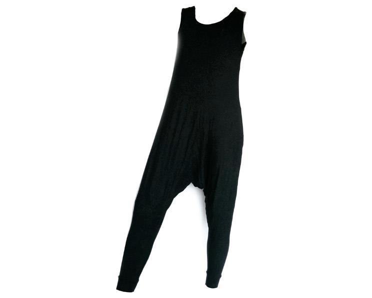Jumpsuit - Svart (3 pack)