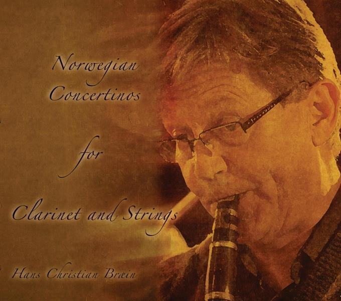 Norwegian Concertinos for Clarinet and strings
