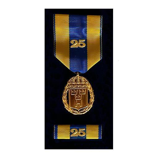 Medaljset (HvTjgGM25), litet