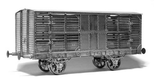 SJ litt. O1 - Småboskapsvagn - H0.