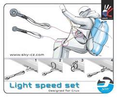 Light speed set