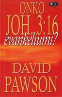 ONKO JOHANNES 3:16 EVANKELIUMI - DAVID PAWSON
