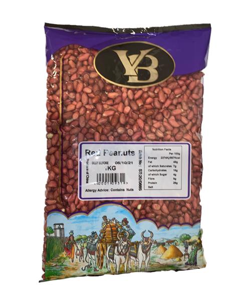 V.B. Red Peanuts 11x1kg