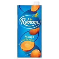 Rubicon Mango Juice 12x1Liter