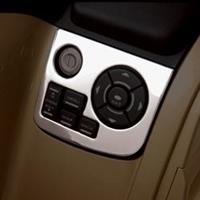 Navi control panel accent
