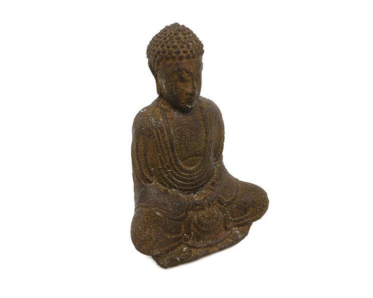 Buddha - Brun 10cm (12 pack)