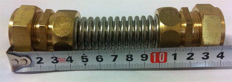 Flexkoppling 22mm