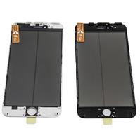 Glass/Ramme/OCA/POL - iPhone 7 - BK