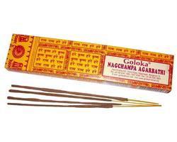 Goloka - Nag Champa (12 pack)