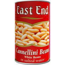 East End White Kidney Beans Tin 12x400g