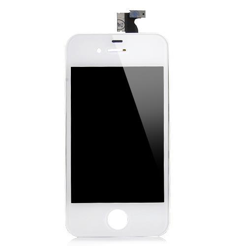iPhone 4s Skjerm - Hvit