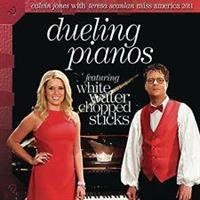 CALVIN JONES & TERESA SCANLAN - DUELING PIANOS  CD