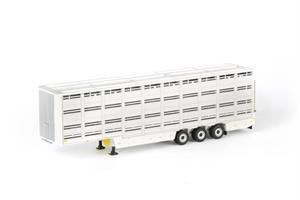 WSI 3-axle dyretransport (TP)