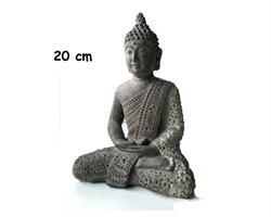 Buddha Flower - Grå 20cm (4 pack)