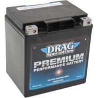 DRAG Premium batteri (GYZ) HD OEM 66010-97A/C